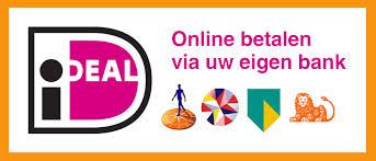 Betaal online met iDeal